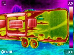 Inspection Immo-check – Inspecteur en bâtiment – Inspection d'une roulotte – Gatineau Outaouai
